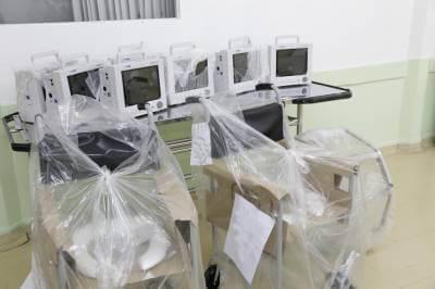 Prefeito Hamamoto investe em equipamentos para a saúde