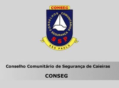 Reunião do Conseg foi transferida para o dia 31