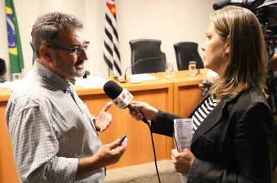 Prefeito Gersinho Romero marca presença no lançamento da Frente Parlamentar em defesa da Linha 7-Rubi e dos municípios da Bacia do Juquery