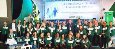 Francisco Morato realiza 5ª Conferência da Saúde