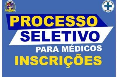 Prefeitura de Caieiras abre processo seletivo para médicos