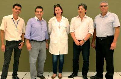 Caieiras recebe prêmio por atingir pelo terceiro ano seguido a meta de cura de casos de tuberculose
