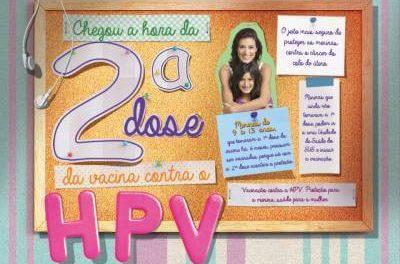 Secretaria da Saúde de Caieiras iniciou a campanha de vacinação contra o HPV