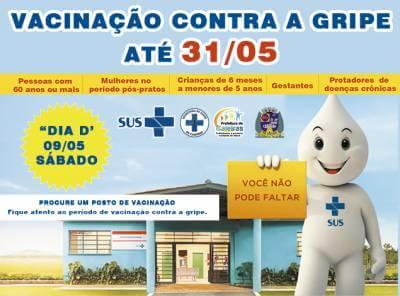 Campanha de vacinação antirrábica animal em Caieiras foi adiada para novembro