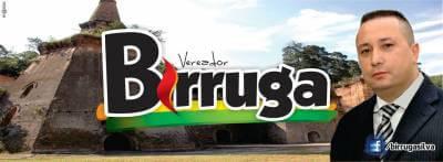 Vereador Birruga preocupado com Segurança solicita melhoria nas câmeras de monitoramento