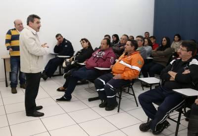 Juntos por mais segurança para Caieiras