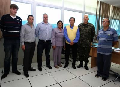 Junta Militar de Caieiras passou por inspeção