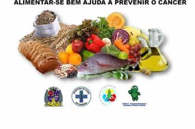 Alimentar-se bem ajuda a prevenir o câncer