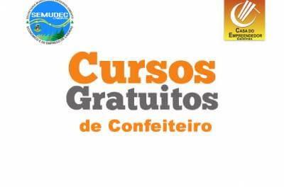 Casa do Empreendedor de Caieiras abre inscrições para curso de confeiteiro