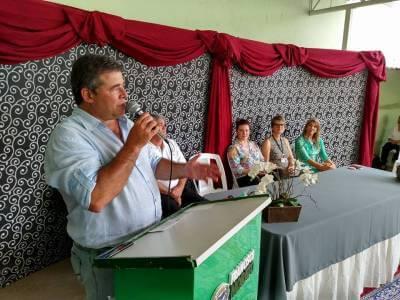 Marcelo Cecchettini inaugura Escola da Beleza no Fundo Social de Solidariedade