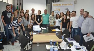 Francisco Morato cumpre mais uma etapa do Programa Família Paulista