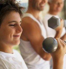 Você sabe qual a idade correta para começar a treinar musculação?