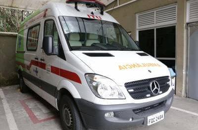 Secretaria da Saúde de Caieiras investe no setor de ambulâncias