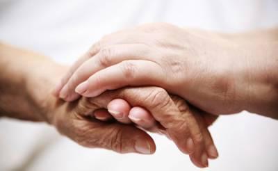 Uma mão a quem precisa