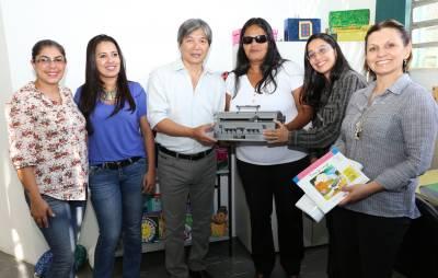 Inovação: Secretaria de Educação de Caieiras inicia produção de material didático em braille