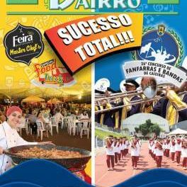 Sucesso Total!!!! Na Feira Gastronômica Master Chefs e Concurso de Fanfarras e Bandas de Caieiras
