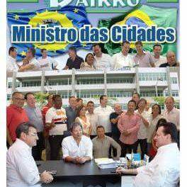 Ministro das Cidades Reafirma o compromisso com o desenvolvimento de Caieiras