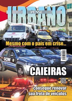 Mesmo com o país em crise…. Caieiras consegue renovar sua frota de veículos