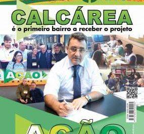 Calcárea é o primeiro bairro a receber o projeto Ação cidadania