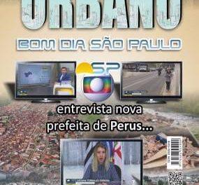 """Bom Dia São Paulo Entrevista """"nova prefeita"""" de Perus… E mostra um bairro atolado de problemas"""