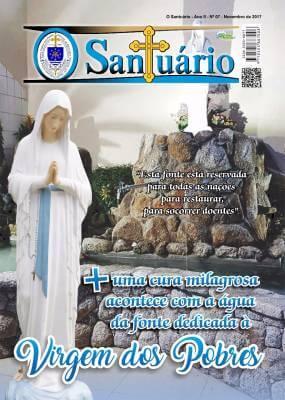 + uma cura milagrosa acontece com a água da fonte dedicada à Virgem dos Pobres