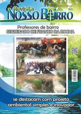 Professores de bairro segregado de Franco da Rocha     se destacam com projeto ambiental simples e inovador