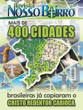 Mais de 400 cidades brasileiras já copiaram o Cristo Redentor carioca