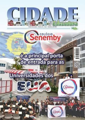 Senemby é a principal porta de entrada para as Universidades dos EUA