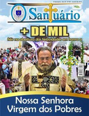 + De mil fiéis na abertura das festividades em honra a N. Sra. Virgem dos Pobres