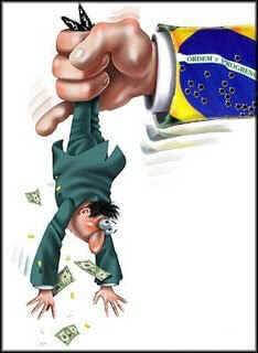 O Brasil cobra impostos mais caros que a Suíça e devolve serviços pior que Uganda