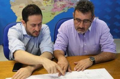 Gersinho Romero busca melhorias no setor de mobilidade urbana para a região