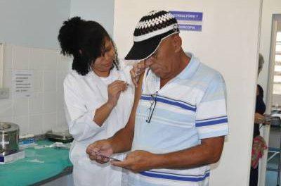 Campanha de vacinação contra influenza começa dia 4 de maio
