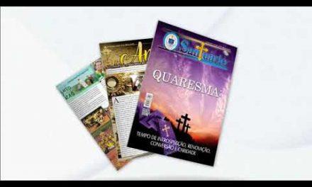 """Revista """" O Santuário"""" Ed.10"""