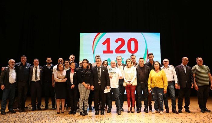 Mais de 100 obras pela cidade são anunciadas em grande evento no teatro da cultura em Caieiras