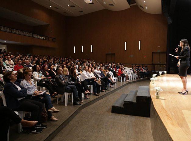 Caieiras sediou o 2º Seminário Intermunicipal de Educação do CIMBAJU