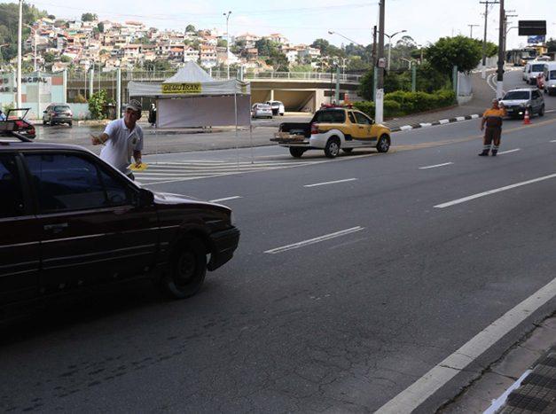 Caieiras é reconhecida por redução no número de óbitos no trânsito