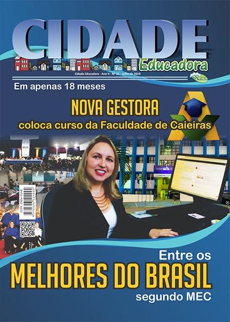¼ de século da Faculdade de Caieiras