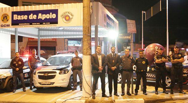 + Segurança para o bairro de Laranjeiras