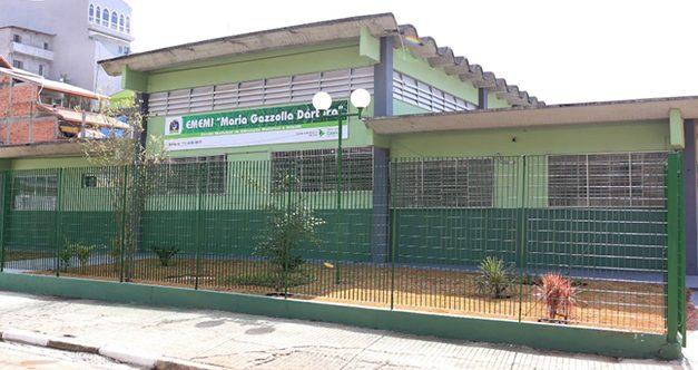 Jardim Marcelino: nova escola já entregue; praças de lazer e obras de infraestrutura estão em projeto
