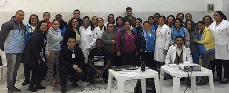 Perus, território educativo: acolhimento como prática dos direitos humanos aos imigrantes refugiados do Haiti