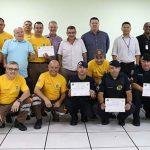 Guardas Municipais recebem curso de atualização