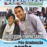 Professor/Empresário investe em cursos de pós-graduação e realiza o sonho de centenas de profissionais da Educação