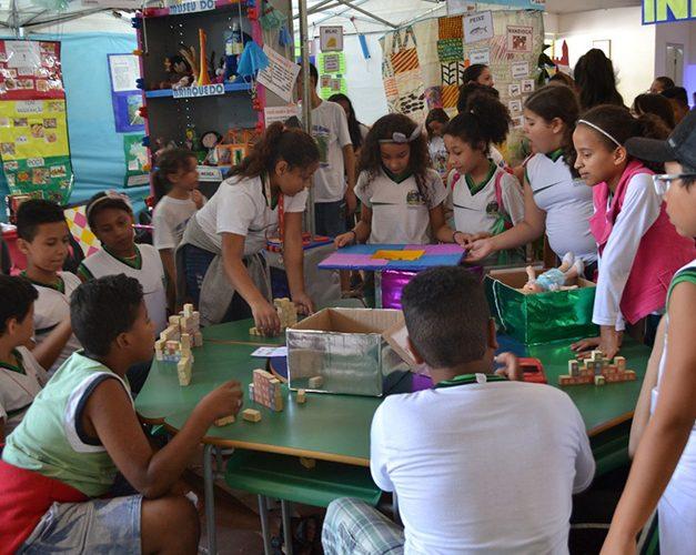 Escolas Municipais do Ensino Fundamental realizaram a 18ª Exposição de Projetos