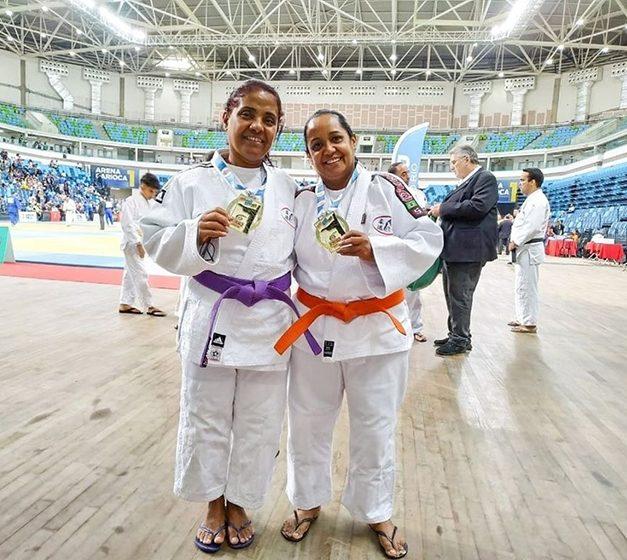 Atletas caieirenses de judô serão homenageadas pela Federação Paulista