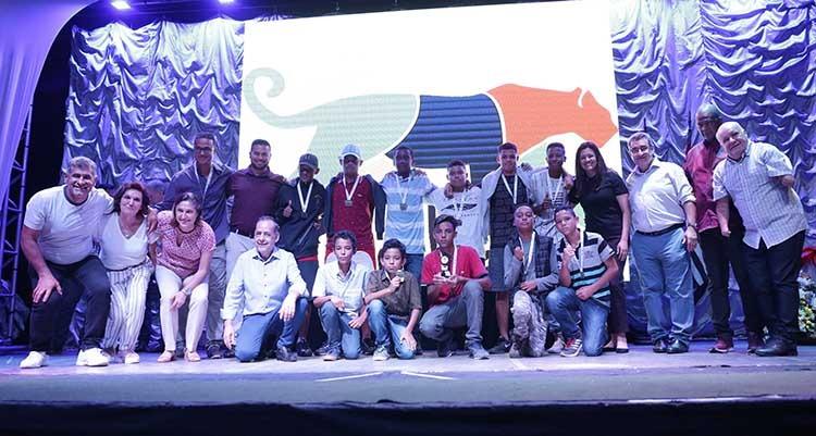 Premiação da Copa CIMBAJU reúne atletas dos municípios da região