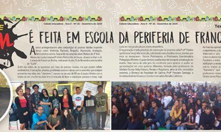 Batalha de Slam é feita em escola da periferia de Franco Da Rocha