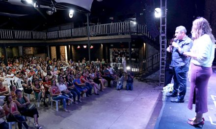 Prefeito Gersinho dá as boas-vindas aos profissionais da educação