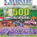 Com mais de 500 campistas católicos, Caieiras se firma em sua vocação religiosa