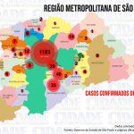 Com medidas firmes e bem coordenadas, Caieiras na Grande São Paulo é exemplo de combate ao Vírus Chinês