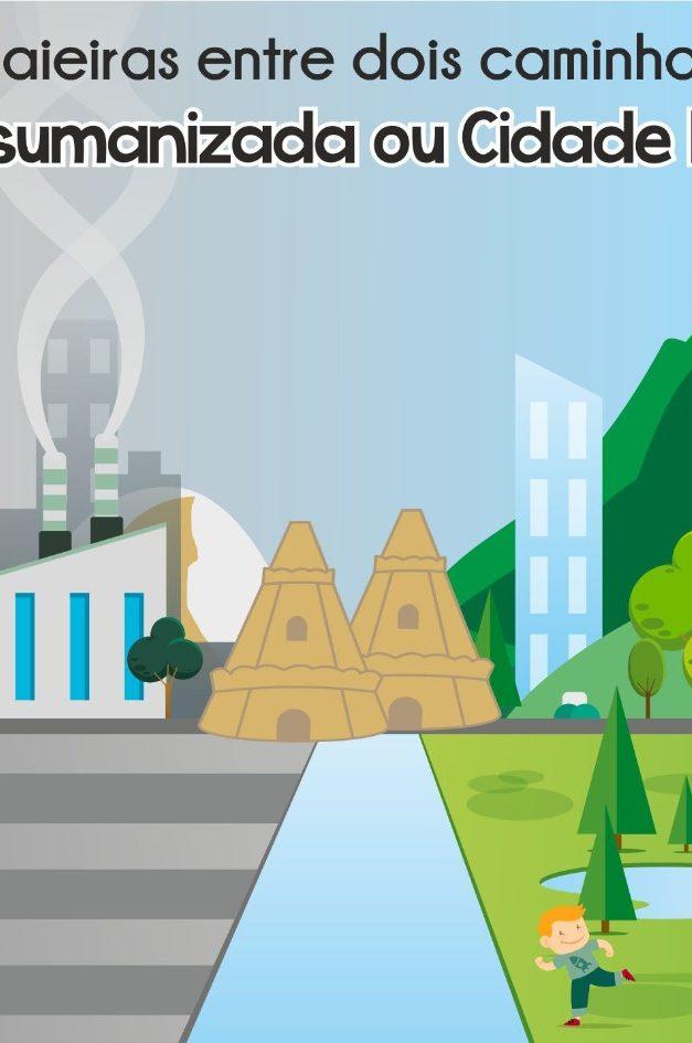 Caieiras entre dois caminhos: Cidade Desumanizada ou Cidade Educadora